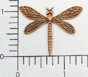 "(Package Of 12) 1-1/8"" Dragonfly NR (Copper Ox)"