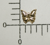 "(Package Of 12) 1/4"" Butterfly NR (Heavy Gold)"