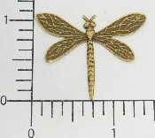 "(Package Of 12) 1-1/8"" Dragonfly NR (Brass Ox)"