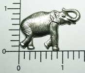 (Package of 12) Large Elephant NR (Matte Silver Ox)