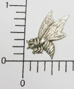 (Package Of 12) Bee NR (Matte Silver)